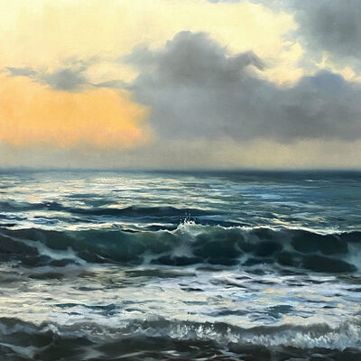 Brian O'Neill, 'Morning Tide', 2021