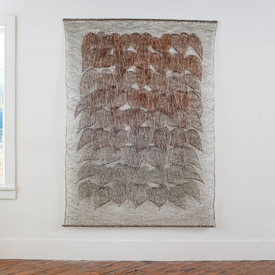 Kyoko Kumai, 'Leaves in the Twilight', 2001