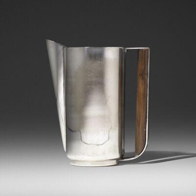 Friedman Silver Company, 'Silver Style Pitcher', 1928