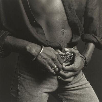 Robert Mapplethorpe, 'Phillip Prioleau', 1980