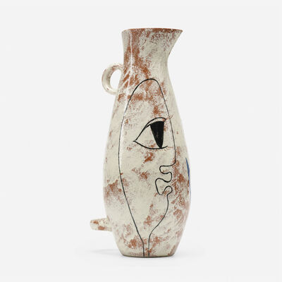 La Gardo Tackett, 'Vase', c. 1955
