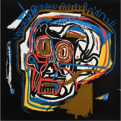 Jean-Michel Basquiat, 'Head (untitled)', 1982