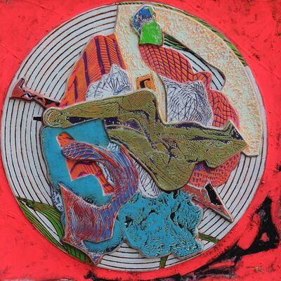 Frank Stella, 'Atvatabar I ', 1995
