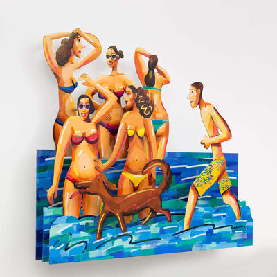 David Gerstein, 'Sun of the Beach', 2014