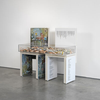 Art & Language, 'Five American Background Songs', 2009-2010