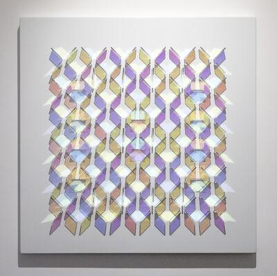 Chris Wood, 'Study On A Square VI', 2017