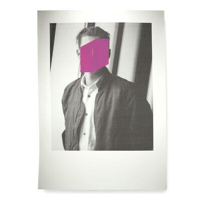 Susi Pop, 'pink cube portraits', 1994