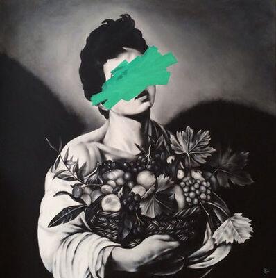 Petra von Kazinyan, 'Fresh Ripe Fruit (After Caravaggio)', 2014