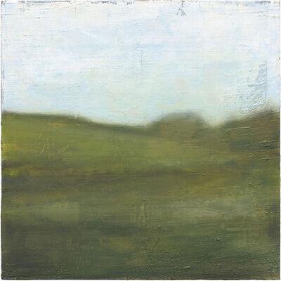 Kai Savelsberg, 'Verwaschenes Land', 2019