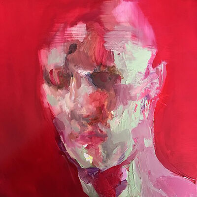Edwige Fouvry, 'Homme rouge ', 2019