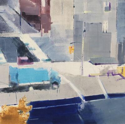 Lisa Breslow, 'Blue Truck 4', 2016