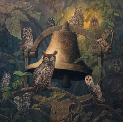 Allen Douglas, 'Parliment Bell', 2017