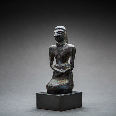 Unknown Bactrian, 'Bactria-Margiana Bronze Figure', 2200 BC to 1600 BC