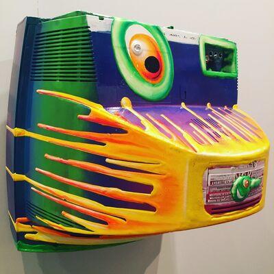 Kenny Scharf, '#15', 2016