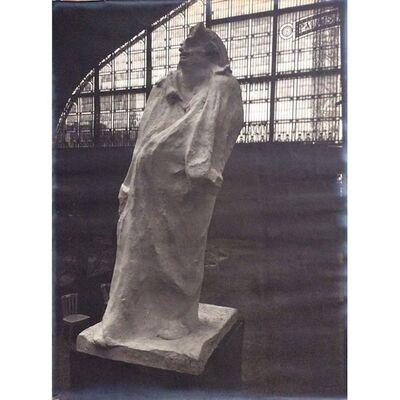 Auguste Rodin, 'Rodin's Balzac', 1897