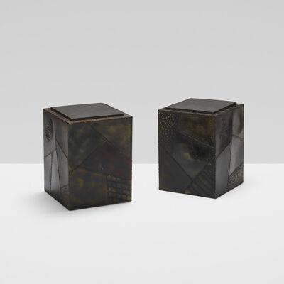 Paul Evans, 'Occasional Tables Model Pe 44, Pair', 1971