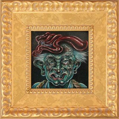 Gregg Gibbs, 'Sideshow Barker', 1997