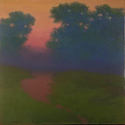 Richard Mayhew, 'Fugue (II)', 2018
