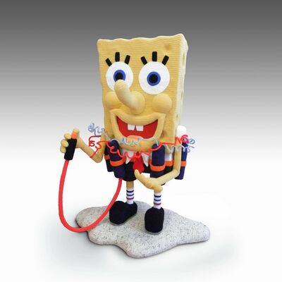 Patricia Waller, 'SpongeBob', 2011