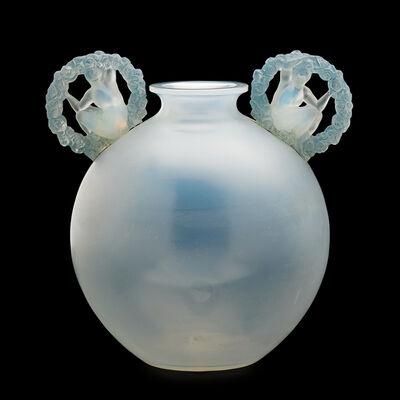 Lalique, 'Ronsard vase', des. 1926