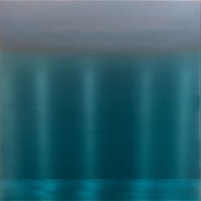 Miya Ando, 'Blue Green Shift 2.20.3.3.1', 2020