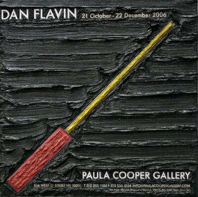 Simon Linke, 'Dan Flavin', 2007