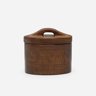 Alexandre Noll, 'Lidded Box', c. 1950