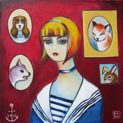 Zoa Ace, 'Pet Portraits', 2020