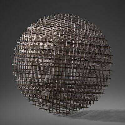 François Morellet, 'Sphere-trames', 1962