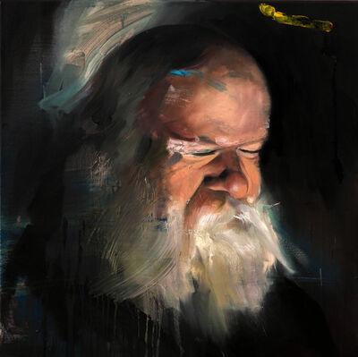Manu Muñoz, 'Hombre con barba blanca', 2016
