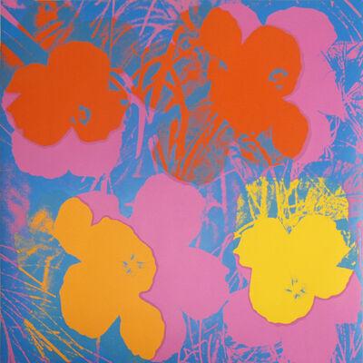 Andy Warhol, 'Flowers II.66', 1970