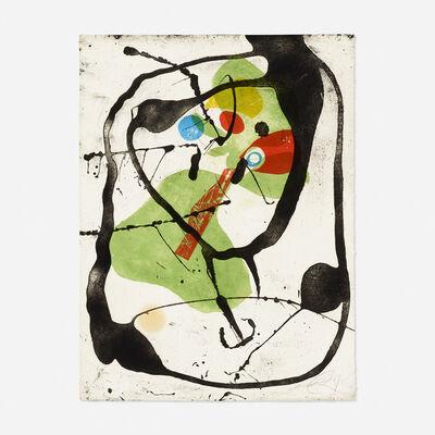 Joan Miró, 'Grans Rupestres XXI', 1979