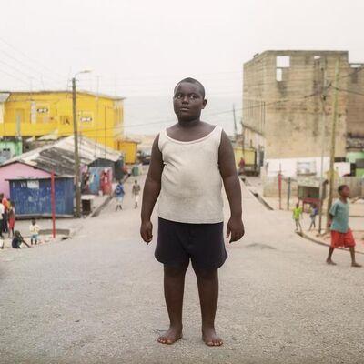 Denis Dailleux, 'Le garçon à Takoradi', 2010