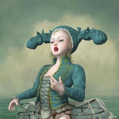 Ray Caesar, 'Song for the Dearly Departed'