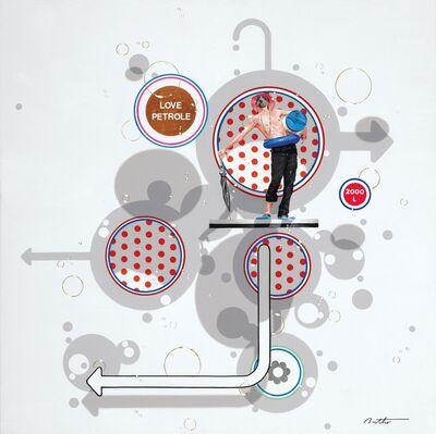 Philippe Bertho, 'Love Petrole 1', 2010