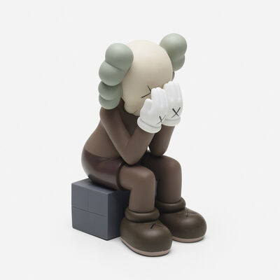 KAWS, 'Passing Through Companion (Brown)', 2013