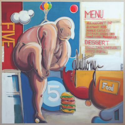 Ghazi Baker, 'Gluttony', 2016