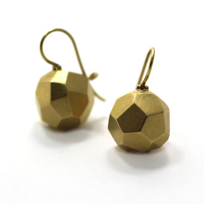 Lola Brooks, 'Faceted Earrings', 2015