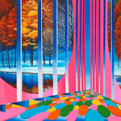 Seo (b.1977), 'Ein Jahr, ein Tag - (One year, one day)', 2016