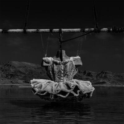 Sigalit Landau, 'Tutu - Dead Sea', 2018