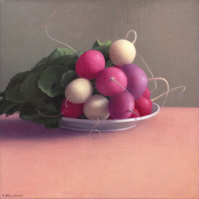 Amy Weiskopf, 'Easter Radishes', 2016