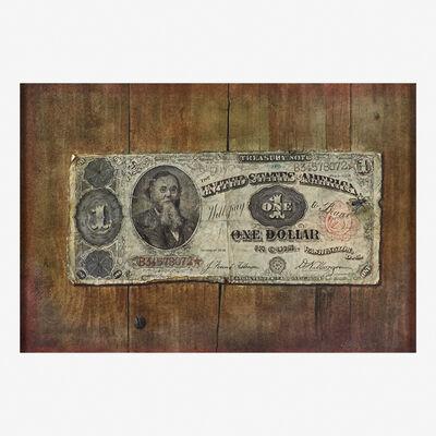 Arthur V. Diehl, 'One Dollar Bill', 1898