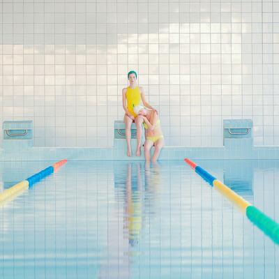 Maria Svarbova, 'Yellow Melancholy', 2018