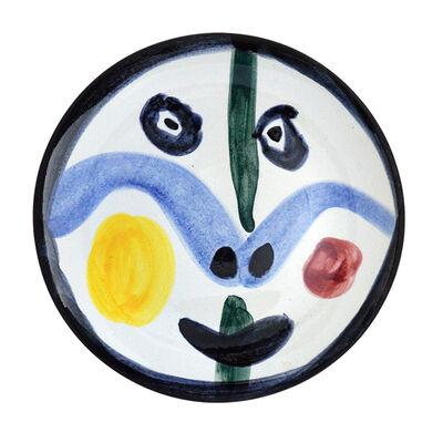 Pablo Picasso, ' Visage no. 0 (Face no. 0)', 1963