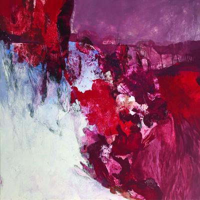 Shar Coulson, 'Passion 08', 2015