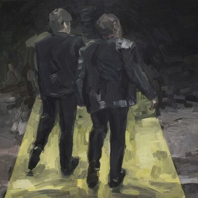 Topi Ruotsalainen, 'Followers of the Yellow Road', 2017
