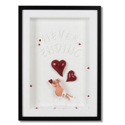 Kunst met een R, 'Never Ending Love II', 2021