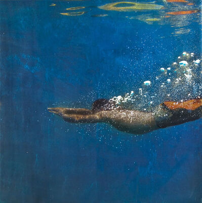 Eric Zener, 'Blue Edge'