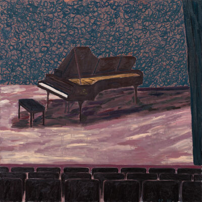 Gary Pearson, 'The Piano', 2020