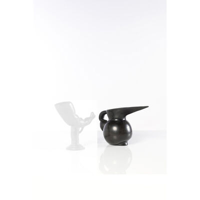Ugo La Pietra, 'Una forza interiore - Vase', 2017